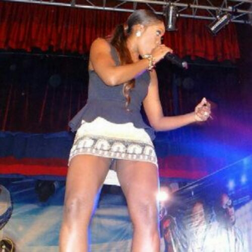 update tiwa savage exposes privates on stage luckyodion